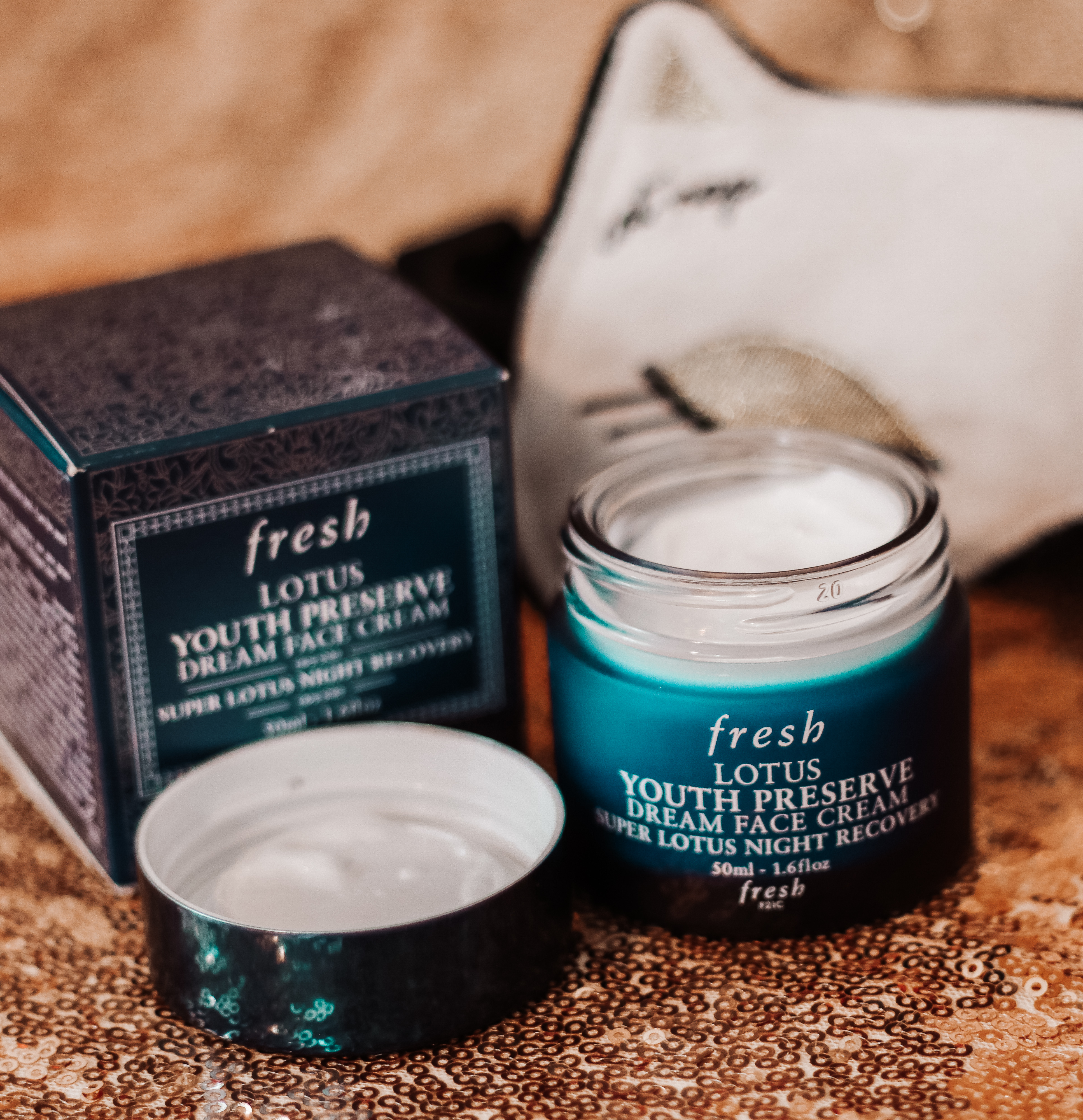 Fresh Lotus Youth Preserve Dream Face Cream 2