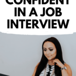 feel confident in a job interview