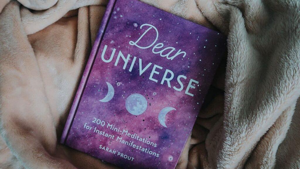 dear universe by sarah prout