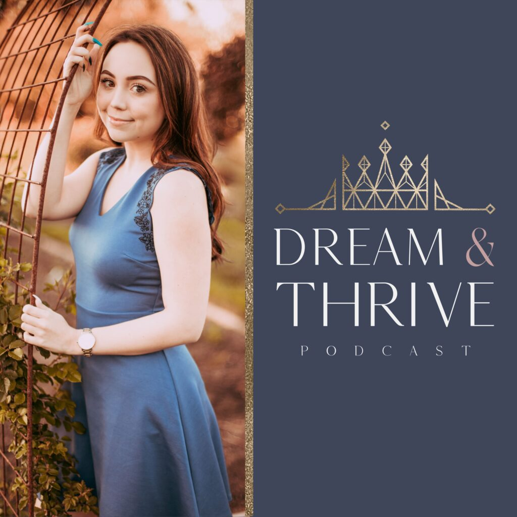 dream and thrive podcast
