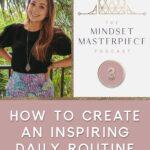 inspiring daily routine pinterest