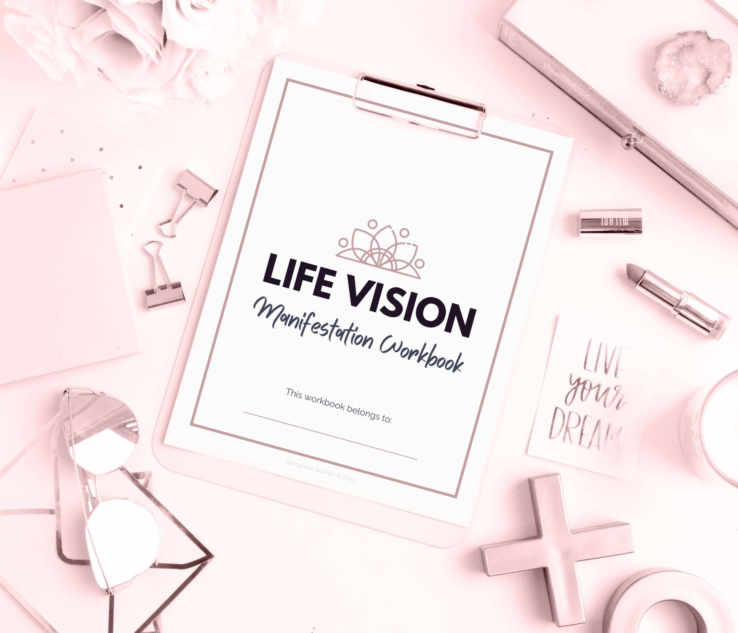 life vision workbook