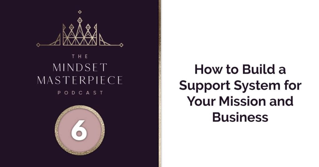 build a support system